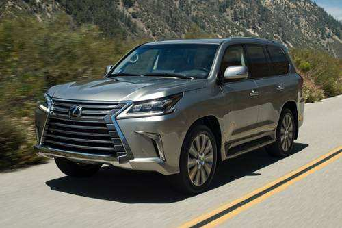 58 The Lexus Lx 570 Year 2020 Configurations