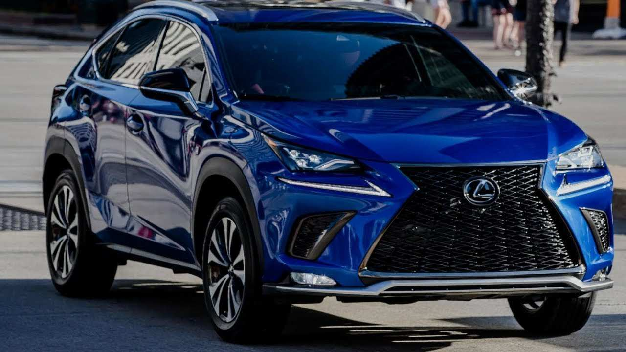 58 The Lexus Nx 2020 Redesign Photos