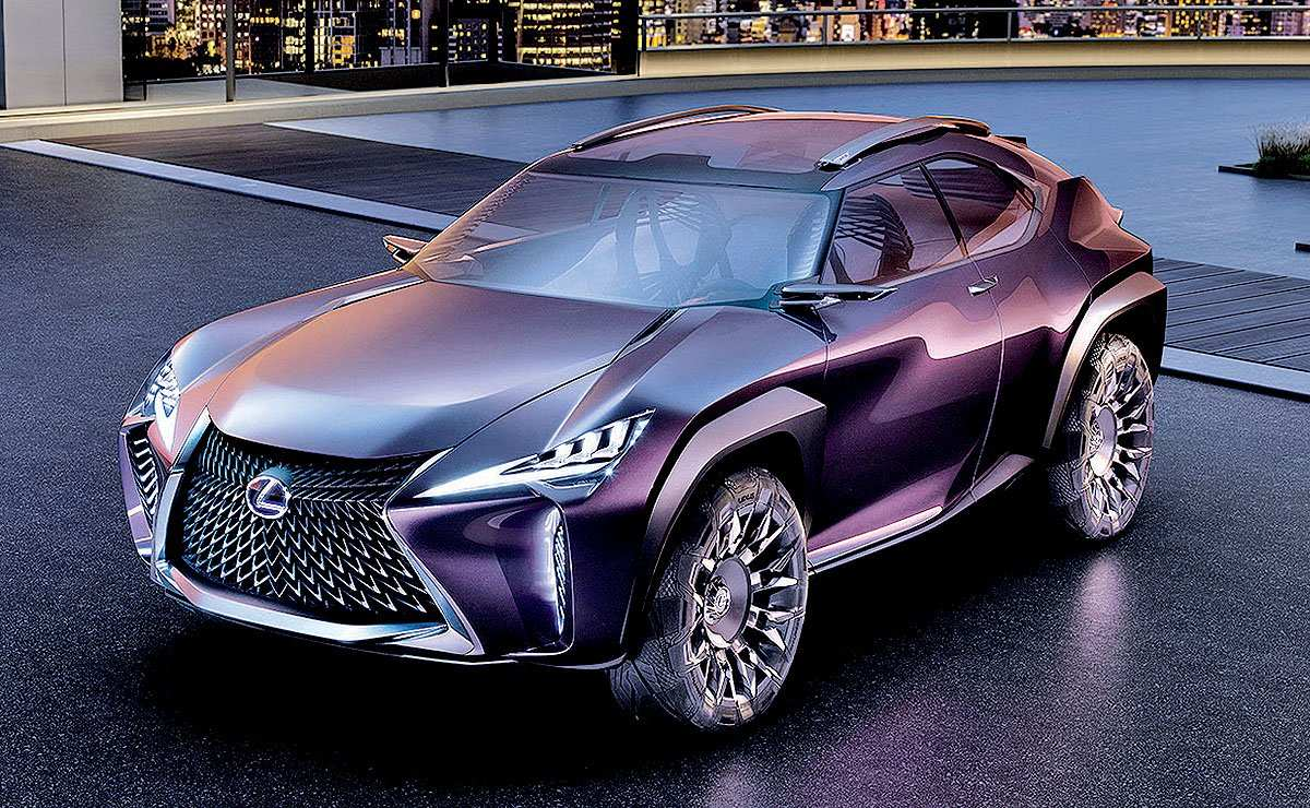 58 The Lexus Nx 2020 Redesign Style
