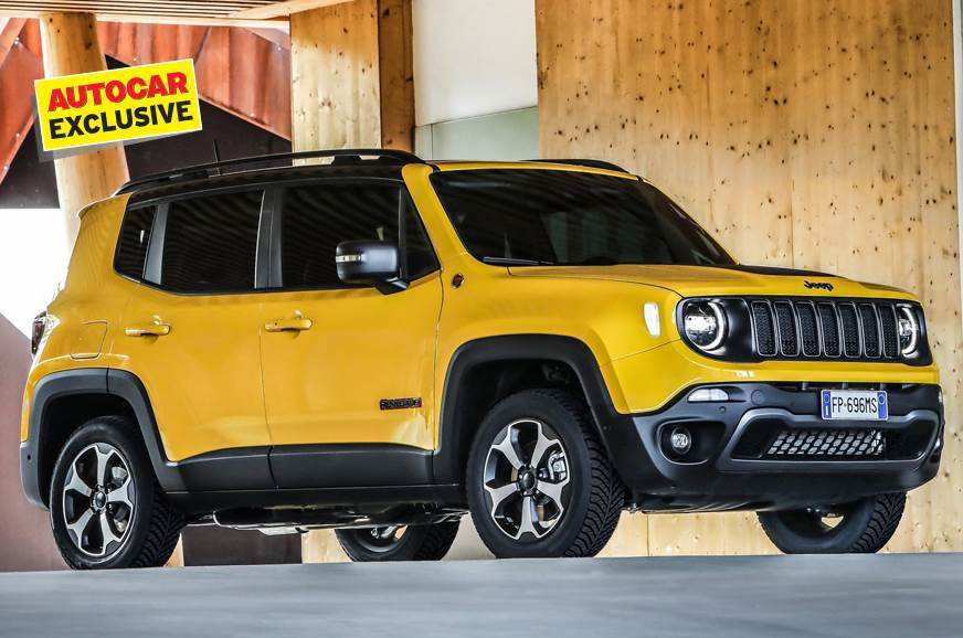 58 The The Jeep Renegade 2019 India New Review Price Design And Review