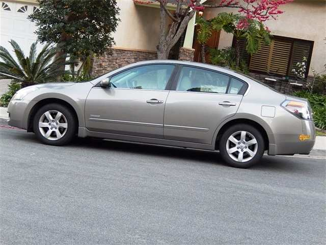59 A 2007 Nissan Altima Hybrid Specs And Review