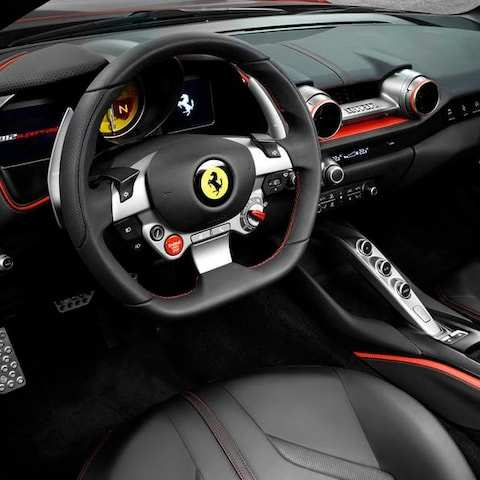 59 A 2019 Ferrari Superfast Interior Review And Release Date