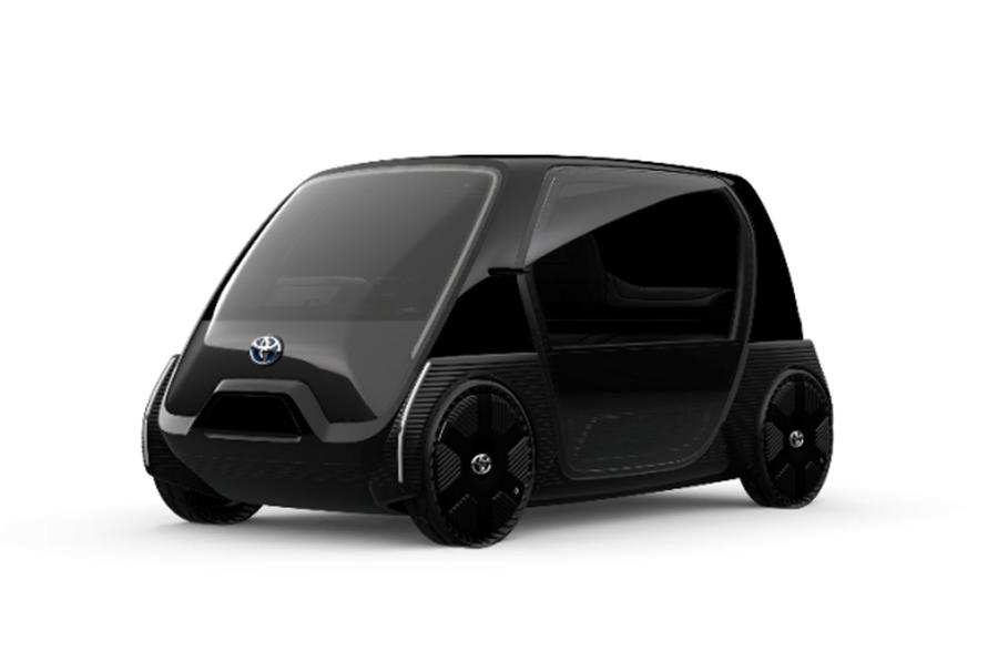 59 All New Toyota Ev 2020 Pictures