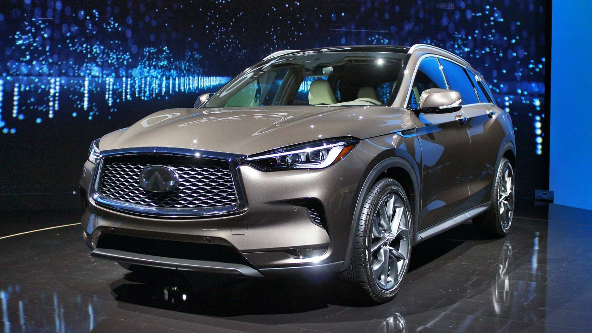 59 New The Infiniti Qx50 2019 Hybrid Concept Redesign And Review