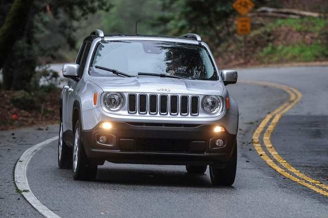 59 New The Jeep Renegade 2019 India New Review Release