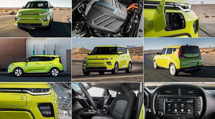 59 The 2020 Kia Soul Ev Release Date Reviews