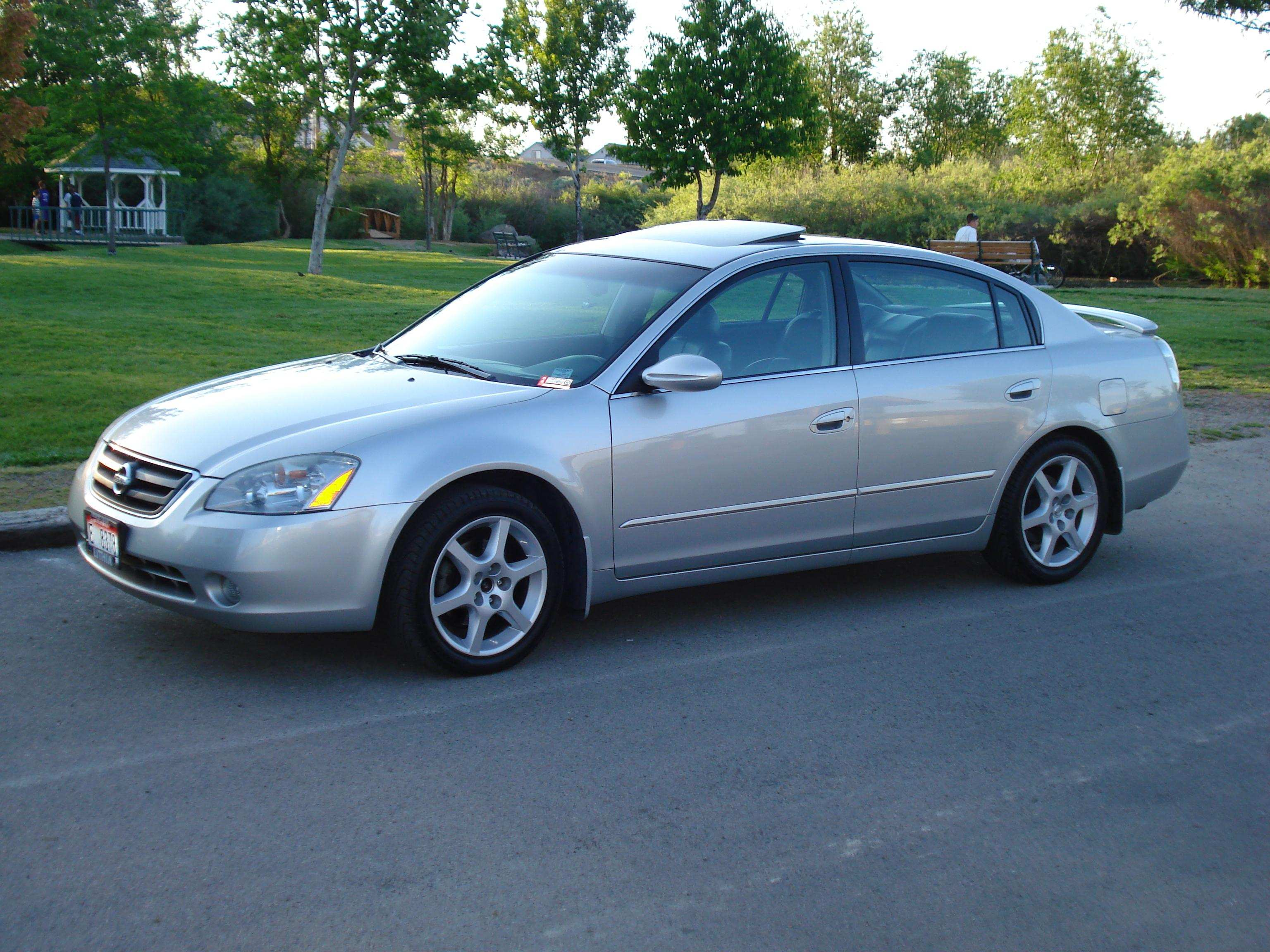 59 The Best 2003 Nissan Altima 2 5 New Model And Performance
