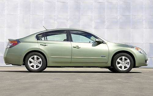 59 The Best 2007 Nissan Altima Hybrid Review And Release Date
