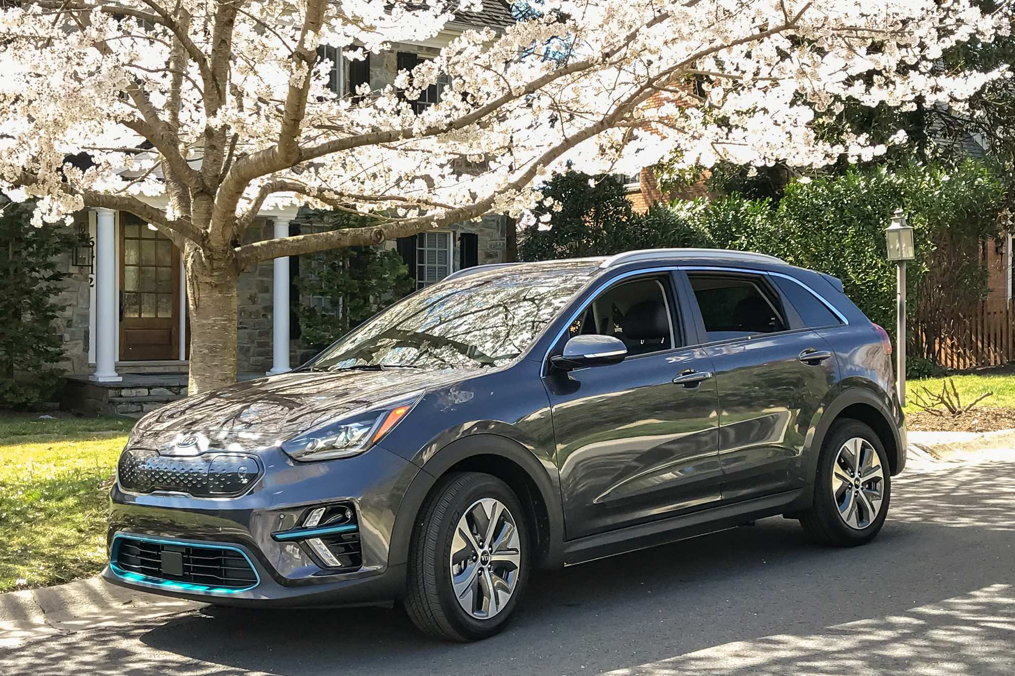 59 The Best 2019 Kia Niro Ev Release Date Price And Review