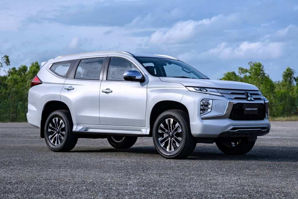 59 The Mitsubishi New Pajero 2020 Wallpaper