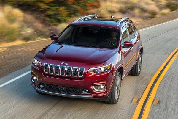 60 A New Jeep Lineup For 2019 New Review Spesification