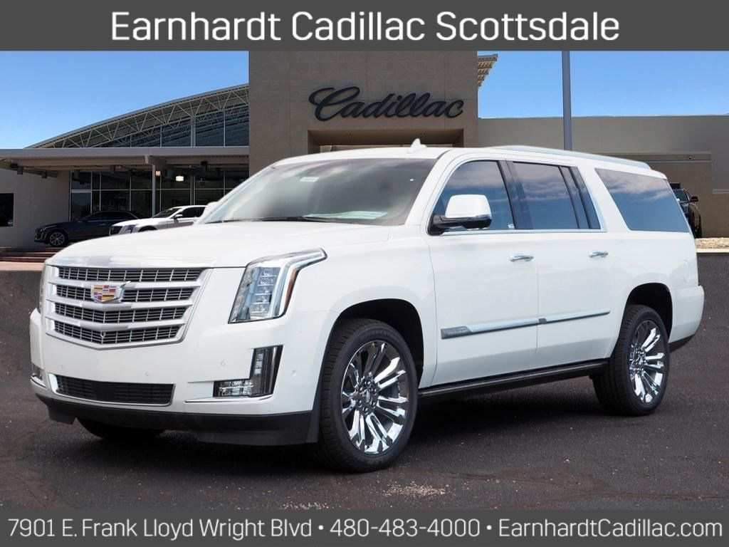 60 All New 2020 Cadillac Escalade Premium Luxury Price And Review