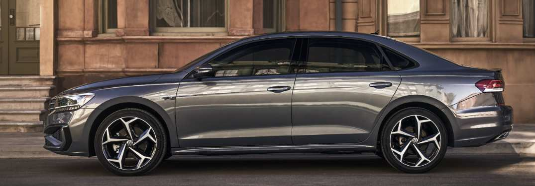 60 All New Volkswagen New Passat 2020 Picture