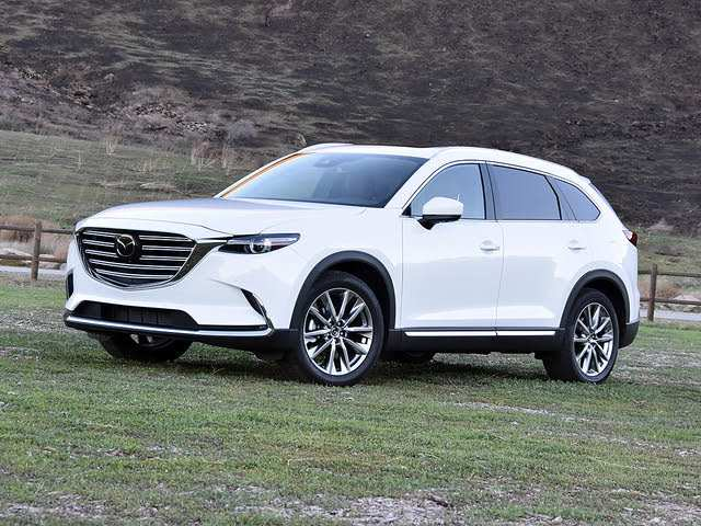 60 New 2019 Mazda Cx 9S Price Design And Review