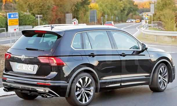 60 New Volkswagen Tiguan 2020 Spy Shoot