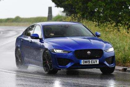 60 The Jaguar Xe 2020 Uk Model