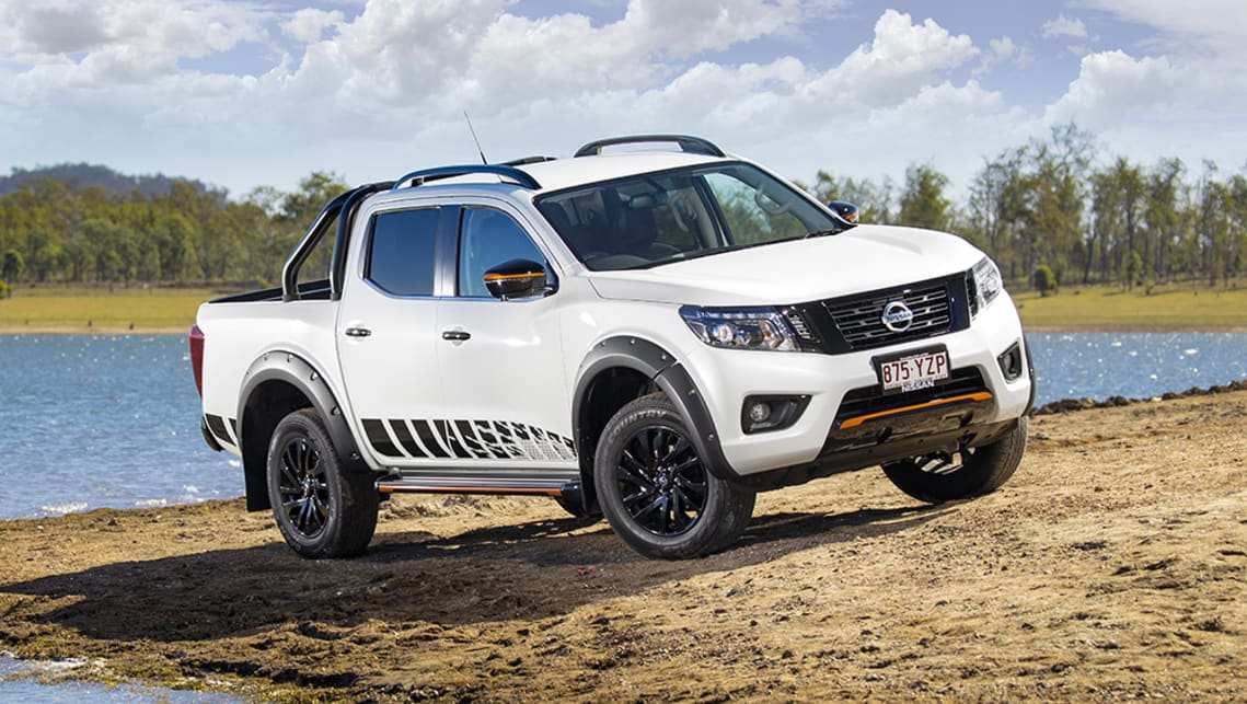 61 A Nissan Ute 2020 Ratings