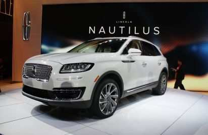 61 All New Best Ford Nautilus 2019 Rumors Configurations