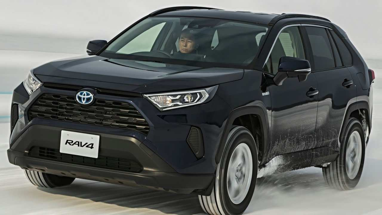 61 Best Toyota Rav4 2020 Release Date New Review