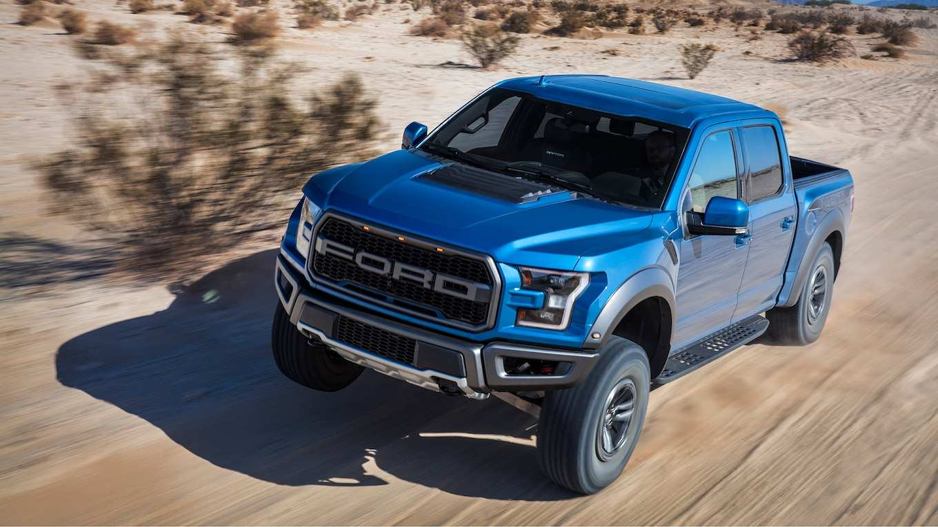 61 New 2019 Ford F 150 Redesign And Review