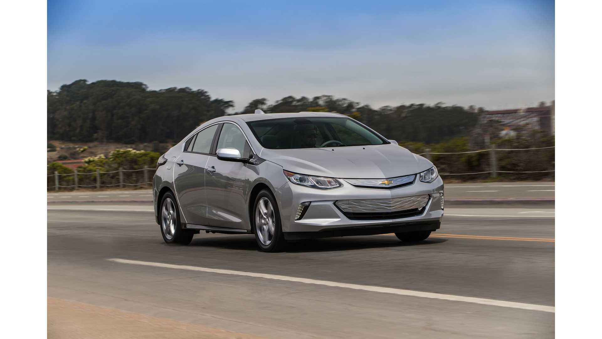 61 New Best Chevrolet 2019 Volt Concept Price