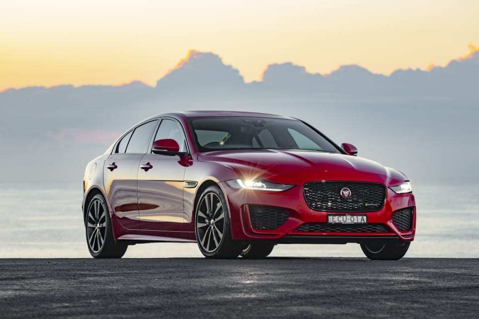 61 New Jaguar Xe 2020 Review Concept And Review