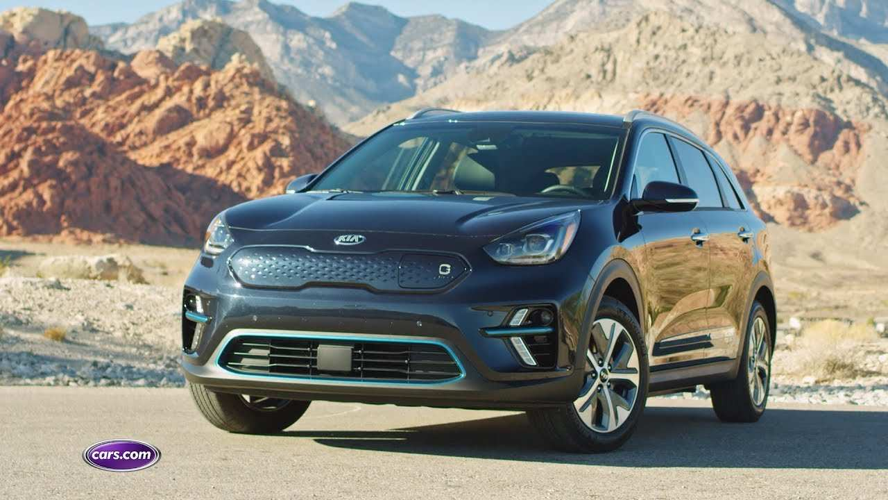 61 The 2019 Kia Niro Ev Release Date Review And Release Date