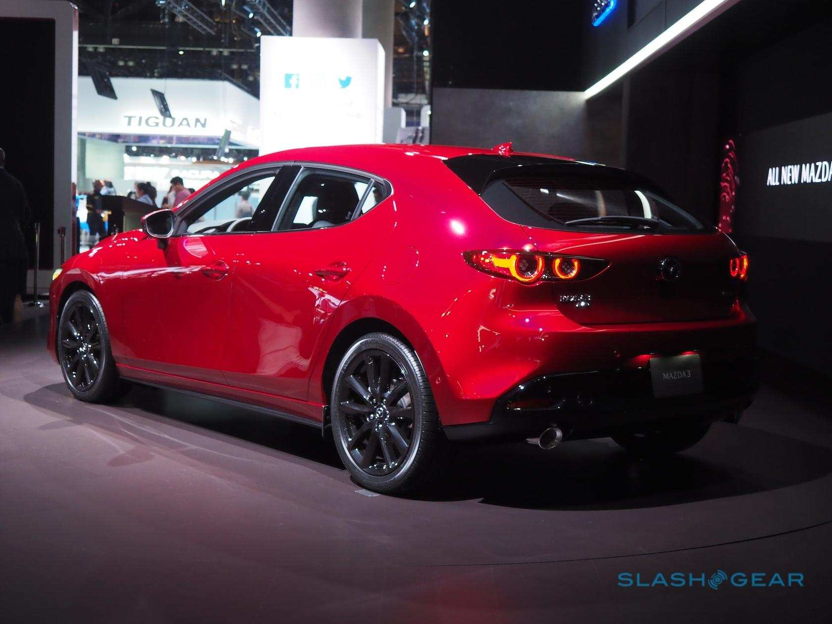 61 The 2020 Mazda 3 Turbo Spesification