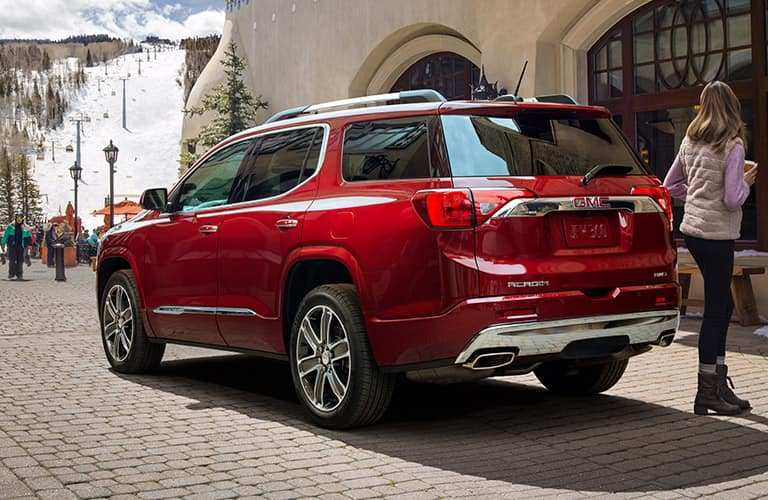 61 The Best Gmc Acadia 2020 Vs 2019 Performance And New Engine
