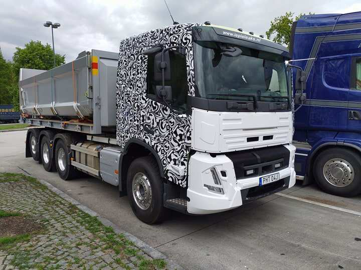 61 The Best Volvo Fmx 2020 Spesification