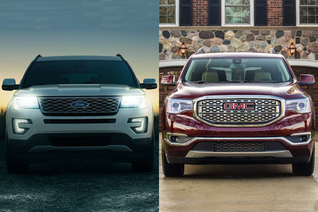 61 The Gmc Acadia 2020 Vs 2019 Performance