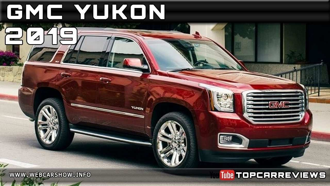 61 The The Gmc Yukon Diesel 2019 Redesign Review