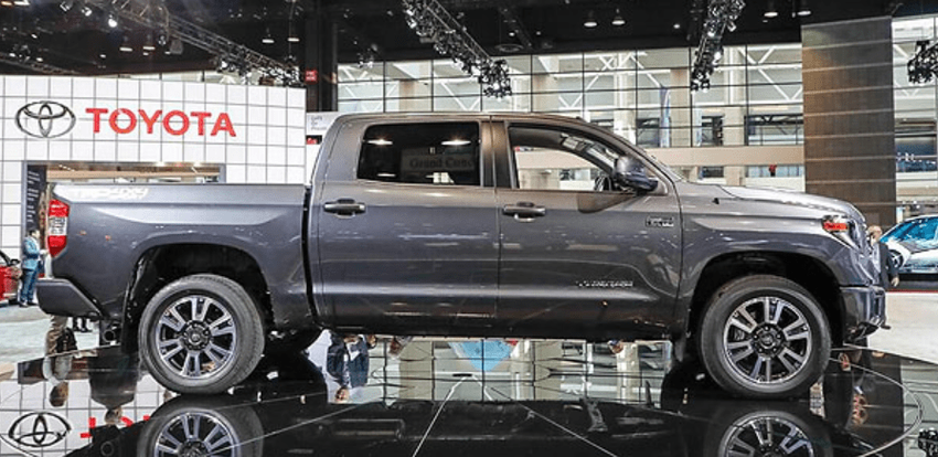 62 A Toyota Diesel Pickup 2020 Exterior