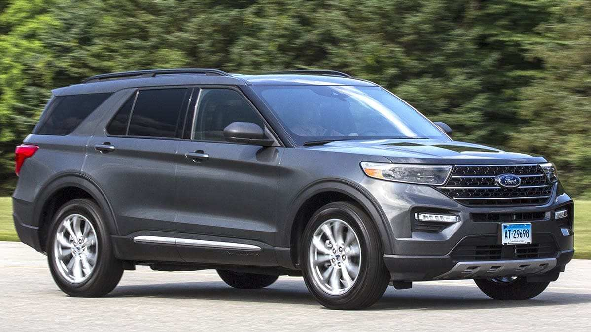 62 All New 2020 Ford Explorer Interior Release Date