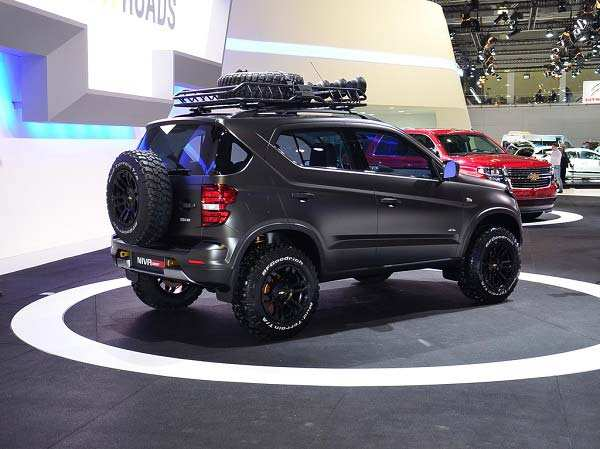 62 All New Chevrolet Niva 2020 Concept And Review