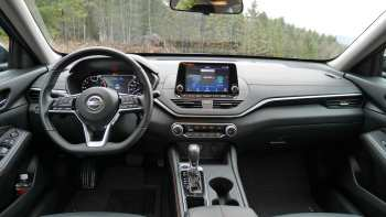 62 All New Nissan Altima Interior Reviews