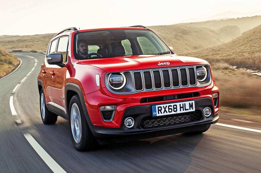 62 All New The Jeep Renegade 2019 India New Review Concept