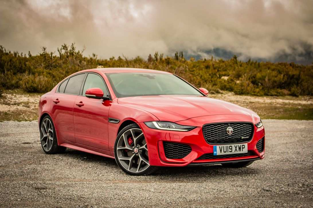 62 New Jaguar Xe 2020 Review First Drive
