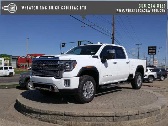 62 The Best 2020 Gmc 2500 For Sale First Drive