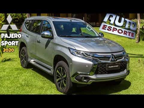 62 The Best Mitsubishi Shogun Sport 2020 Release