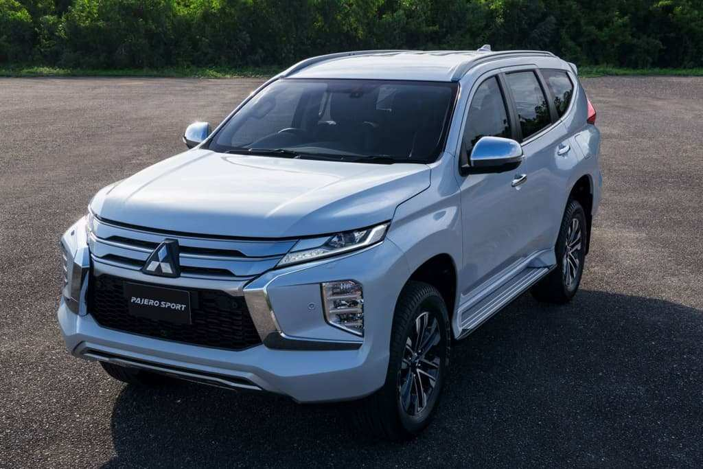 62 The Mitsubishi Pajero 2020 Redesign And Review
