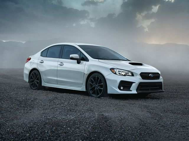 62 The Subaru Impreza Wrx Sti 2020 Research New