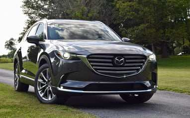 63 A 2019 Mazda Cx 9S Engine