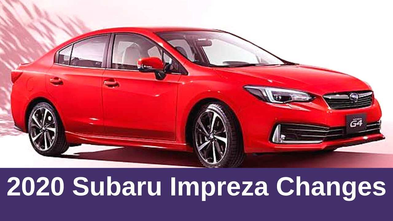 63 A Subaru Impreza 2020 Refresh Review And Release Date