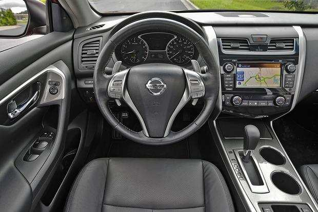63 All New 2013 Nissan Altima Sedan Performance
