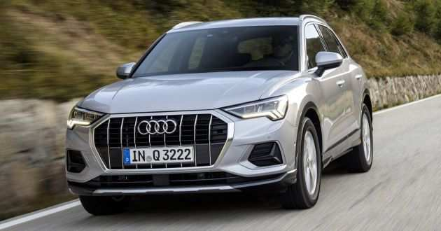 63 All New Audi Q3 2020 Release Date Performance And New Engine