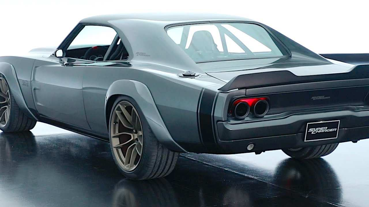 63 The Dodge Supercharger 2020 First Drive