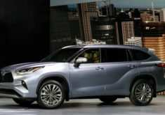 The Toyota Highlander 2019 Redesign Concept