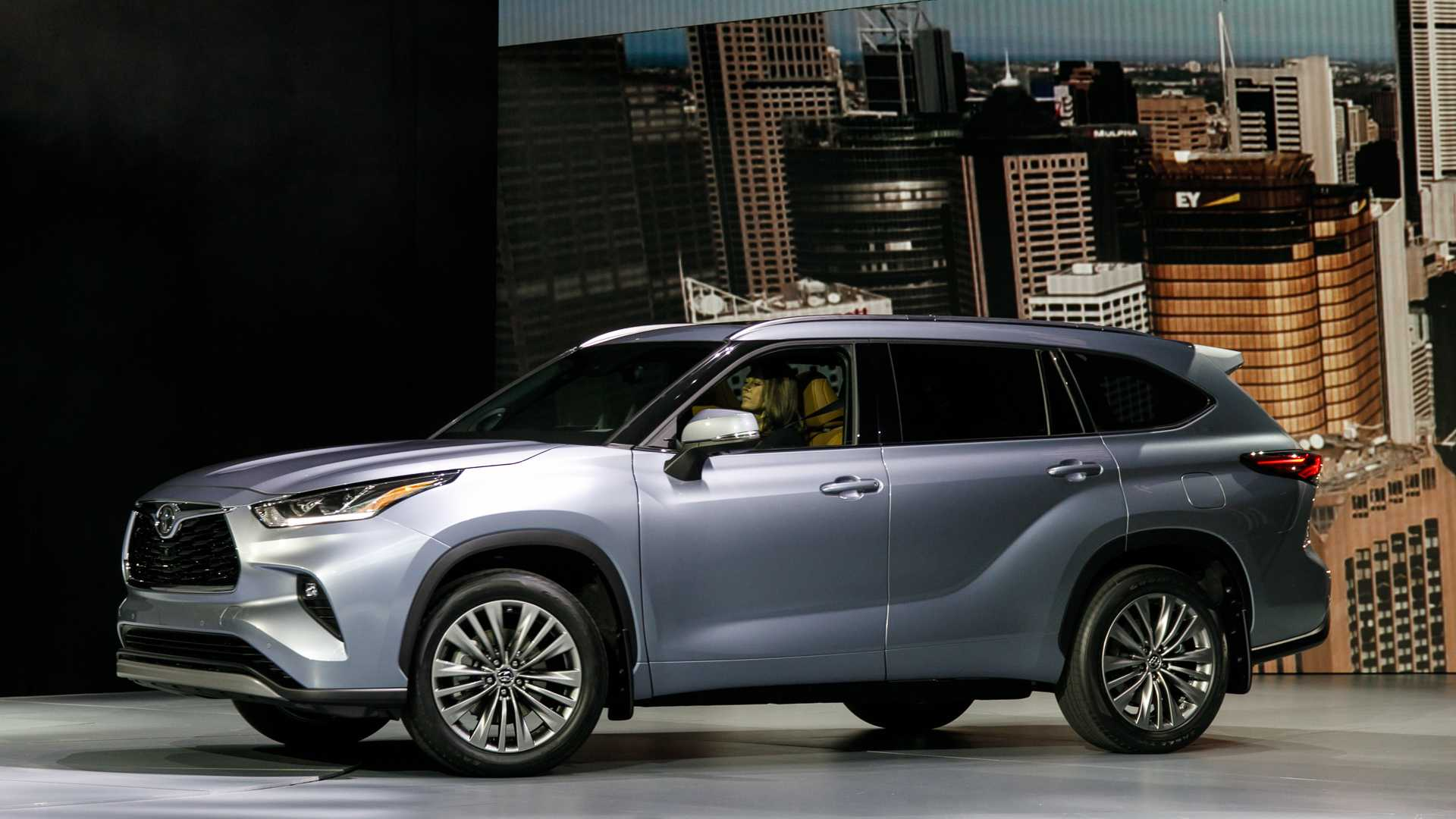 64 All New The Toyota Highlander 2019 Redesign Concept Pictures