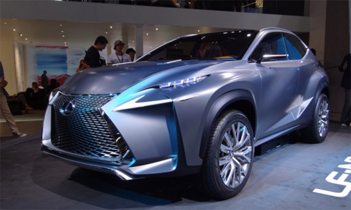 64 Best Lexus Nx 2020 Redesign First Drive
